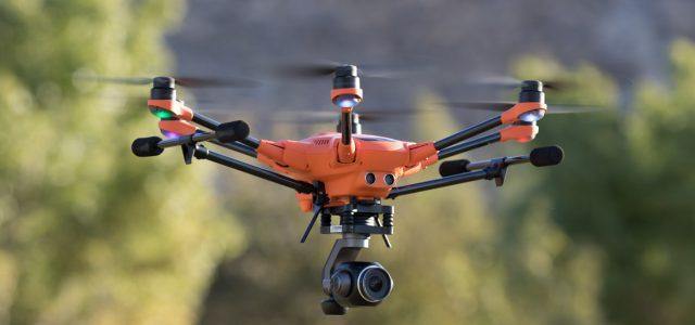 scuola droni vendita yuneec milano